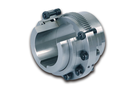 flexident gear couplings